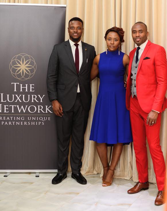 The Luxury Network Nigeria B2B Event at The Wells Carlton Hotel, Abuja