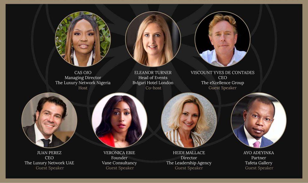 The Luxury Network Nigeria Training Programme: Session I